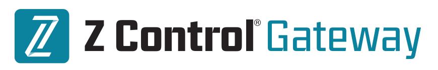 z control gateway graphic