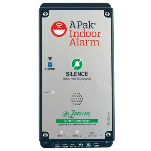 APak® Indoor Alarm