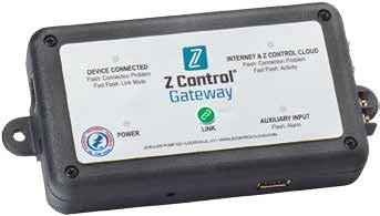 Z Control® Gateway